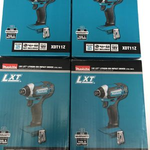 Makita 18-Volt LXT Lithium-Ion 1/4 in. Cordless Impact Driver (Tool-Only) for Sale in Huntington Beach, CA