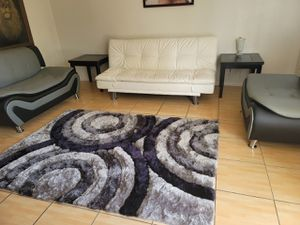 Brand new couches, rug, tables, sleeper for Sale in Vista, CA