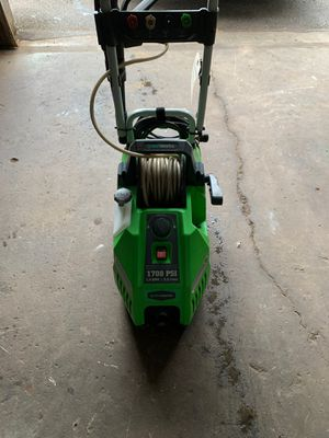 Green works electric pressure washer for Sale in Meridian, PA
