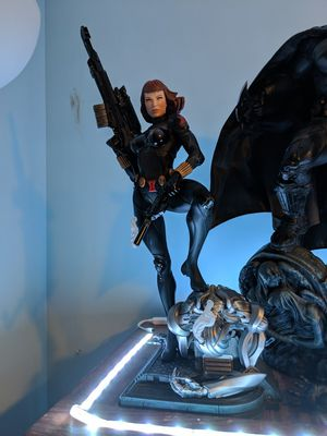 Sideshow Collectables Premium Format Black Widow Statue for Sale in Raleigh, NC