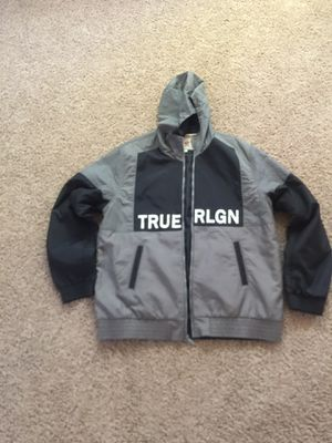 True religion rain jacket xl for Sale in St. Louis, MO