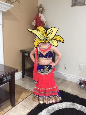 Indian dress henna for Sale in Sterling Heights, MI