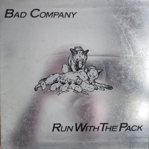 Bad Company - Run With the Pack for Sale in Salisbury, MD
