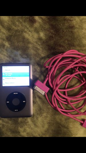 IPod 160GB for Sale in Silver Spring, MD