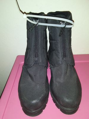 Totes Rainboots Black Size 7 for Sale in Sacramento, CA