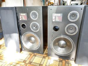 Hi-End Acoustic Studio Monitor Speakers 3311. 125 Watts per channel. Perfect sound. for Sale in Fort Lauderdale, FL