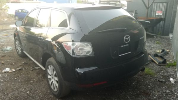 Mazda cx7 2011 for part out