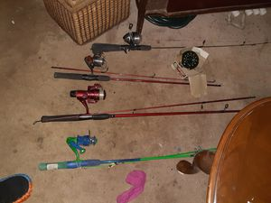 Make offer-rods and reels for Sale in Boise, ID