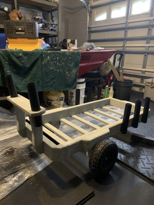 Fishing cart for Sale in Poinciana, FL