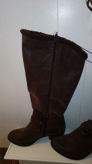 Women's size 12 boots for Sale in Virginia Beach, VA