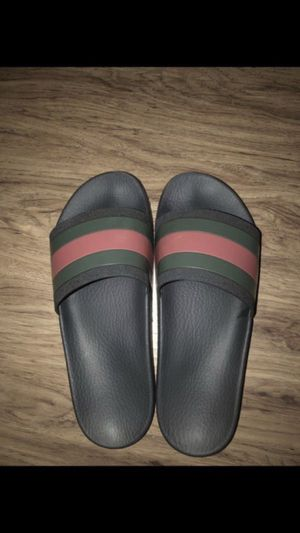 GUCCI SLIDES ‼️ for Sale in Los Angeles, CA