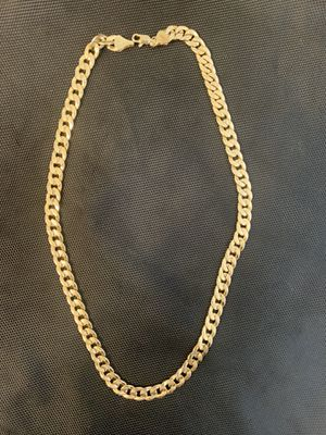"24"" 18 kt gold chain for Sale in Clarksville, TN"