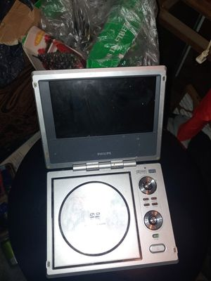 Portable DVD player for a car for Sale in Hickory, NC