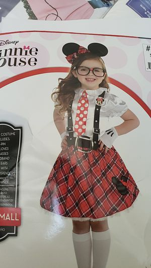 Minnie mouse halloween costume for Sale in Riverside, CA