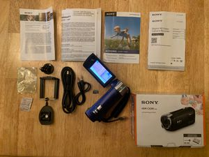 Sony HDR-CX240 Handycam for Sale in Smyrna, TN