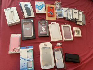 Cellphone covers - pick and choose from attached pics. for Sale in Irving, TX