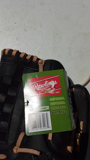 """Rawlings softball glove 13"""" for Sale in Mill Creek, WA"""
