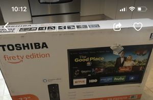 "Tv Toshiba 32"" fire tv edition for Sale in The Bronx, NY"