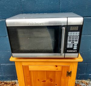 Cuisinart Microwave Oven Stainless Steel for Sale in Leominster, MA