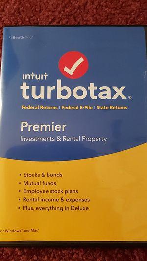2018 premier Turbo tax for Sale in Silverado, CA