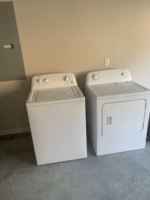 Admiral Washer and Dryer Set for Sale in Atlanta, GA