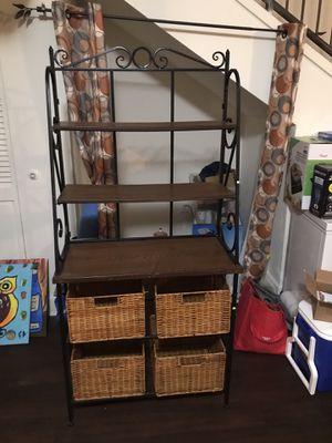 Bakers Rack for Sale in Atlanta, GA