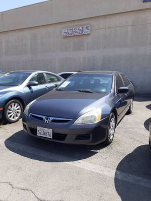 2007 Honda Accord Sdn for Sale in El Monte, CA