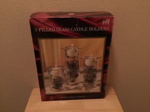 Holiday Collection Candle Holders for Sale in Las Vegas, NV