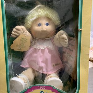 1985 CABBAGE PATCH KID DOLL for Sale in Hollywood, FL