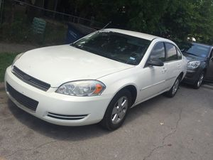 2008 CHEVY IMPALA NO PROBLEMS ! ! ! 4k NO MORE NO LESS for Sale in Austin, TX