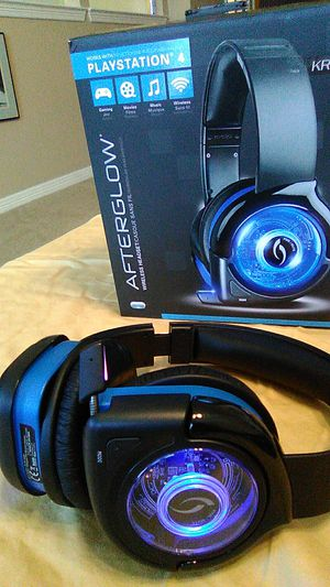 PDP AfterGlow Wireless Headset for Sale in Rockwall, TX