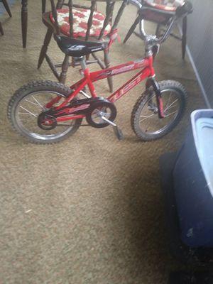 Kids bike with training wheels for Sale in Boston, MA