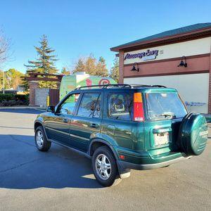 2001 HONDA CRV SE Auto,Clean,Reg,Smog,Runs GREAT! for Sale in Fremont, CA