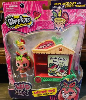 NEW Shopkins Set! for Sale in Pflugerville, TX