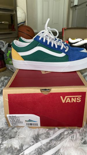 Vans yacht club size 5.5 men's/ 7 women's. for Sale in Benicia, CA