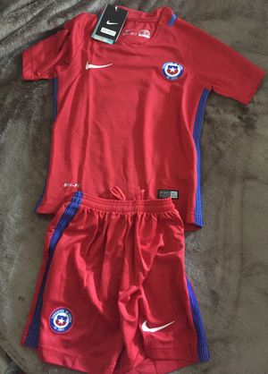 Nike chile kid set home jersey for Sale in Silver Spring, MD