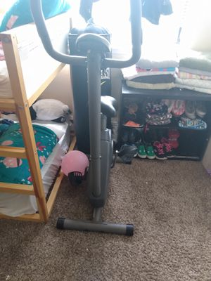 Exercise bicycle for Sale in Kent, WA