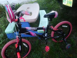 18 in girls bike $40 or bo Derry nh pick up. for Sale in Londonderry, NH