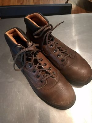 Timberland Steel Toe Boots Size 13 for Sale in Queens, NY