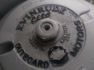 Evinrude Elto Handitwin Outboard Motor 39 Elto Handtwin Evenrude outboard for Sale in Tacoma, WA