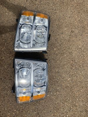 2012 Chevy 1500 headlights for Sale in Oakdale, PA