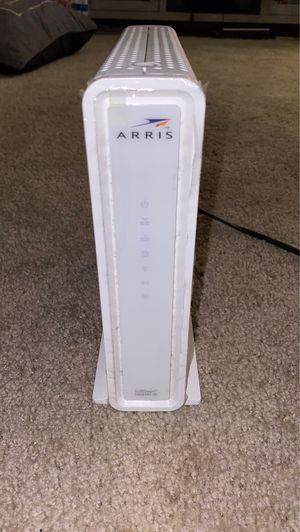 Arris Motorola modem SURFboard SBG6782-AC for Sale in La Habra, CA