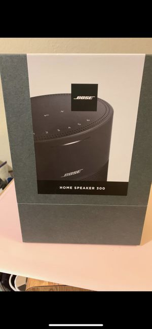 Bose 300 home speaker for Sale in Los Angeles, CA