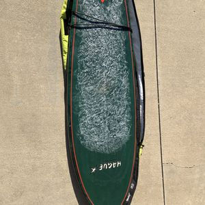 5'6 Surfboard Fish With Future Quad Fin Setup for Sale in Whittier, CA