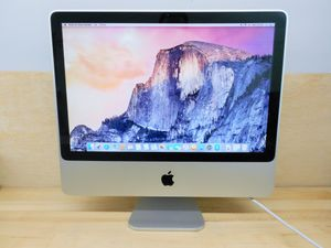 "iMac 20"" for Sale in Silver Spring, MD"