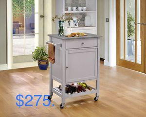 Stainless Steel Top, Kitchen Cart / Island! for Sale in Phoenix, AZ