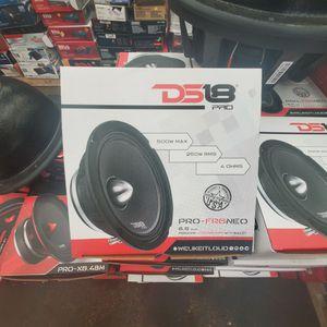 ds18 6.5 pro neo midrange speaker for Sale in Dallas, TX