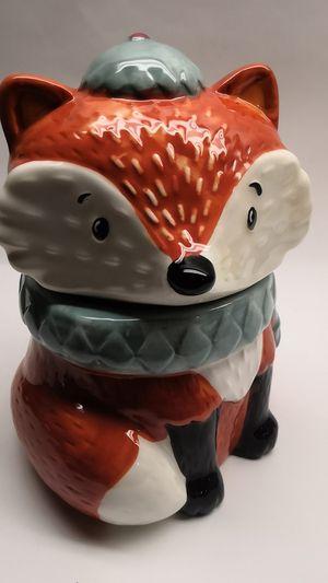 Fox cookie jar for Sale in Mount Rainier, MD