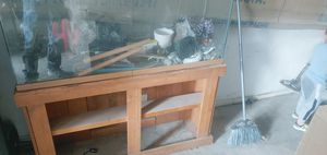 65 gallon fish tank with stand for Sale in West Valley City, UT