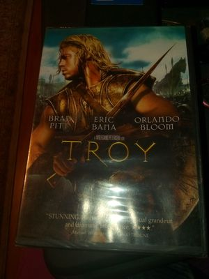 DVD Troy, unopened for Sale in Pomona, CA